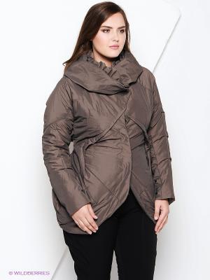 Куртка Iconoclast. Цвет: коричневый
