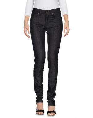 Джинсовые брюки HЁLLS BЁLLS. Цвет: черный