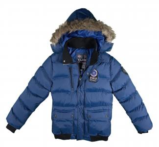 Куртка XLAND AFM. Цвет: синии