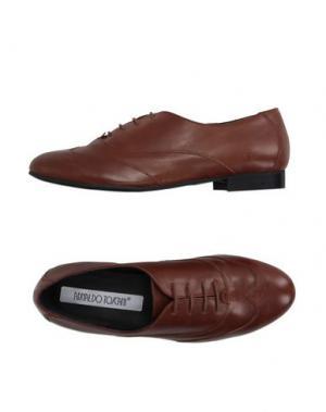 Обувь на шнурках ARNALDO TOSCANI. Цвет: коричневый
