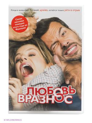 Фильм Любовь вразнос НД плэй. Цвет: белый, бежевый