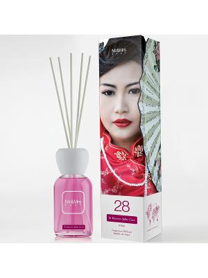 Аромадиффузор/EASY/№28 WHITE TEA OF CHINA 250 мл Mr&Mrs Fragrance. Цвет: розовый