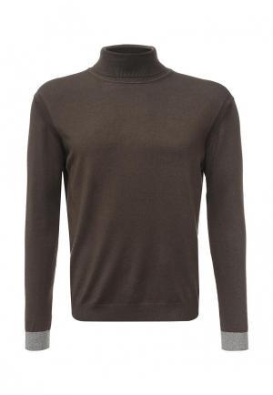 Водолазка Trussardi Jeans. Цвет: коричневый