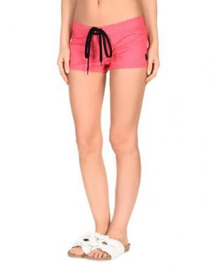 Пляжные брюки и шорты BLAUER. Цвет: розовый