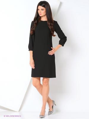 Платье DEMURYA. Цвет: черный