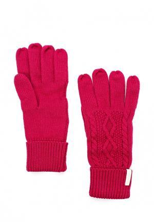 Перчатки Icepeak. Цвет: фуксия