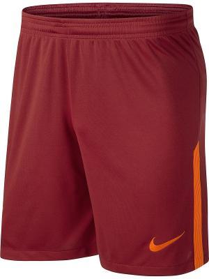 Шорты GS M NK BRT STAD SHORT HA Nike. Цвет: красный, оранжевый