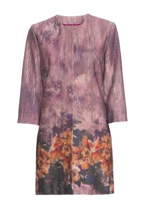 Летнее пальто  161411 Iya Yots. Цвет: разноцветный