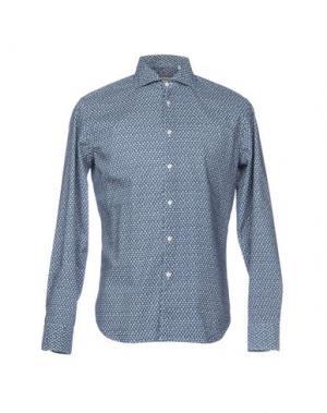 Pубашка WEST COAST. Цвет: темно-синий
