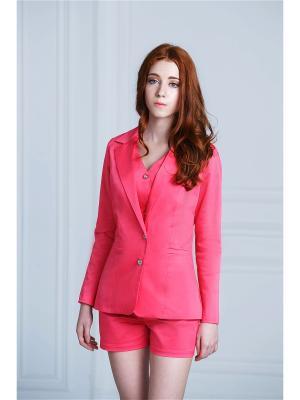 Пиджак EligoCod. Цвет: розовый