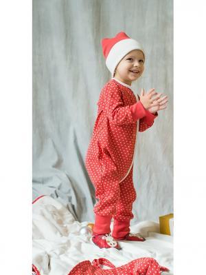 Пижама Bambinizon. Цвет: коралловый