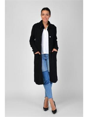Пальто Maria Velada. Цвет: черный