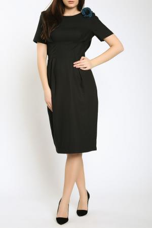 Платье Bellissima. Цвет: черный