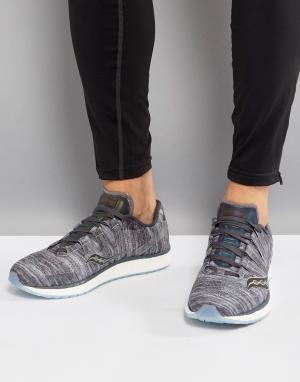 Saucony Серые кроссовки Running Runlife Freedom ISO S20355-20. Цвет: серый