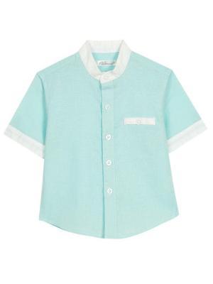Рубашки Vitacci. Цвет: светло-зеленый