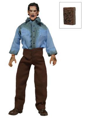 Фигурка Evil Dead 2 Deadite Ash Neca. Цвет: лазурный, темно-коричневый