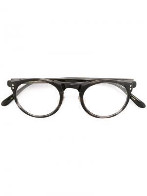 Очки EV316 Eyevan7285. Цвет: чёрный