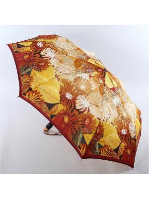 Зонт Airton. Цвет: белый, коричневый, рыжий
