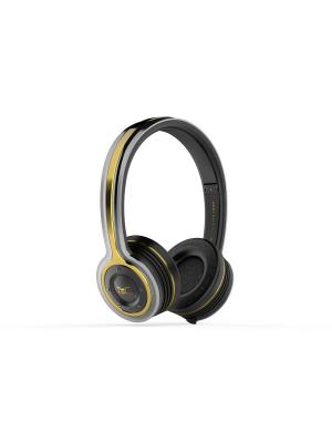 Наушники с микрофоном Monster ROC Sport Freedom On-Ear Wireless Bluetooth. Цвет: черный