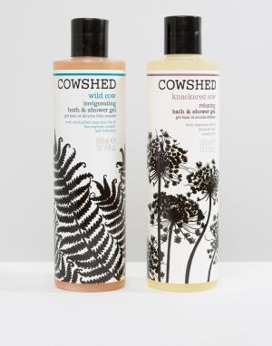 Cowshed Два средства для тела ограниченной серии Wild & Knackered. Цвет: бесцветный