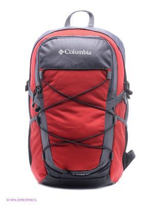 Рюкзак Columbia. Цвет: красный