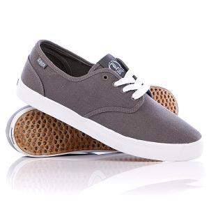 Кеды кроссовки  Lopez 13 Gray Circa. Цвет: серый