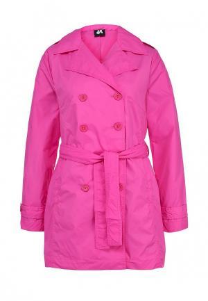 Плащ Catwalk88. Цвет: розовый