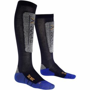 Термо-Носки X-Socks. Цвет: blue marine/cobalt blue