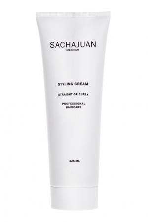 Стайлинг-крем для укладки волос, 125 ml Sachajuan. Цвет: без цвета