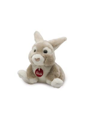 Мягкая игрушка Кролик Бонни, 23 см. TRUDI. Цвет: бежевый