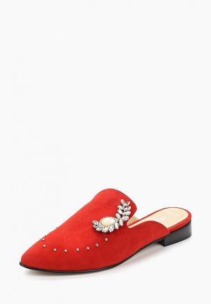 Сабо Grand Style. Цвет: красный