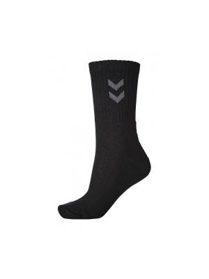 Носки BASIC 3-PACK SOCK HUMMEL. Цвет: черный