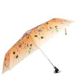 Зонт полуавтомат  1129 оранжевый JEAN PAUL GAULTIER