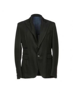 Пиджак JOHN SHEEP. Цвет: зеленый