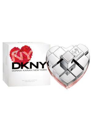 My Ny парфюмированная вода-спрей 50 мл DKNY. Цвет: бледно-розовый