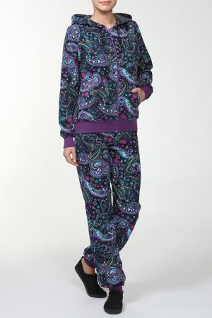 Костюм Веста. Цвет: фиолетовый