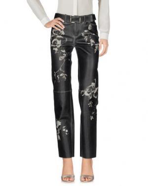 Повседневные брюки JITROIS. Цвет: черный