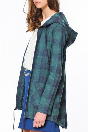 Куртка Dewberry. Цвет: khaki