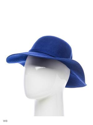 Шляпа United Colors of Benetton. Цвет: синий