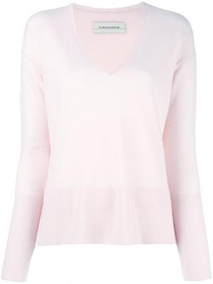 Джемпер Accina By Malene Birger. Цвет: розовый и фиолетовый
