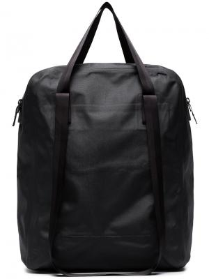 Seque Shell Tote Bag Arcteryx Veilance Arc'teryx. Цвет: чёрный