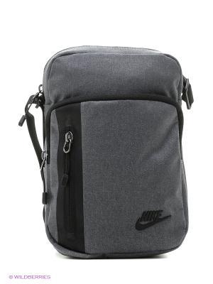 Сумка CORE SMALL ITEMS 3.0 Nike. Цвет: серый