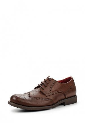 Туфли Front By Ascot. Цвет: коричневый