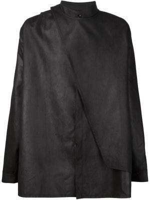 Рубашка Charcoal Ada + Nik. Цвет: чёрный