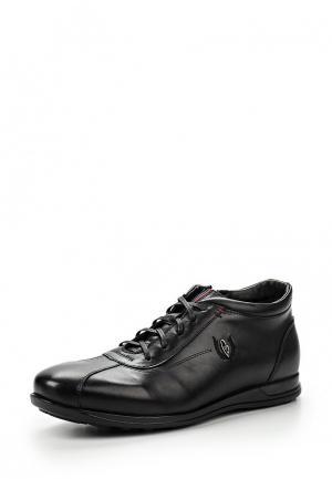 Ботинки Nine Lines. Цвет: черный