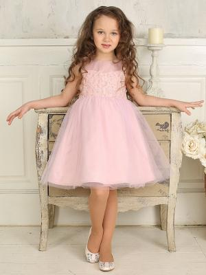 Платье Sweet Berry. Цвет: розовый