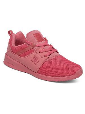 Кроссовки DC Shoes. Цвет: малиновый