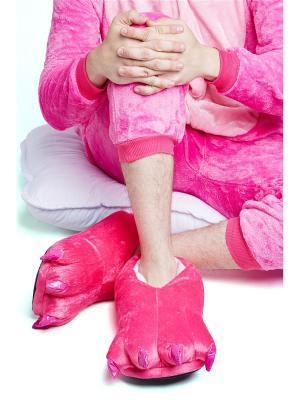 Тапочки домашние Nothing but Love. Цвет: розовый