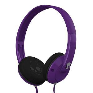 Наушники  Uprock Purple/Grey Skullcandy. Цвет: фиолетовый