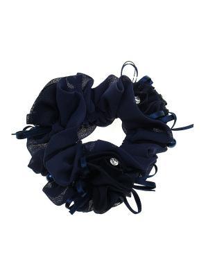 Резинка для волос Olere. Цвет: синий
